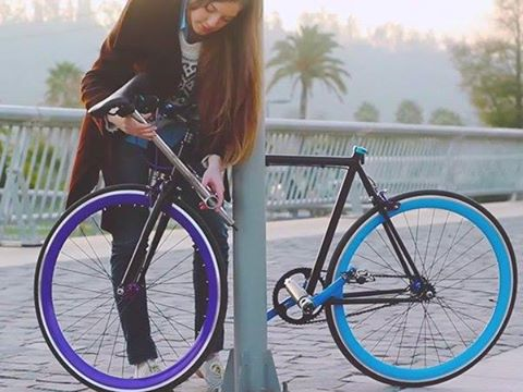 Велосипед, который невозможно красть