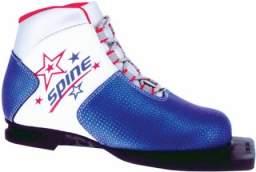 Ботинки лыжные крепление NN75
