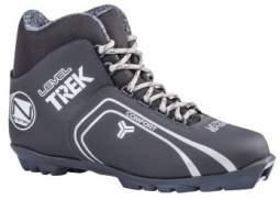 Ботинки лыжные крепление NNN