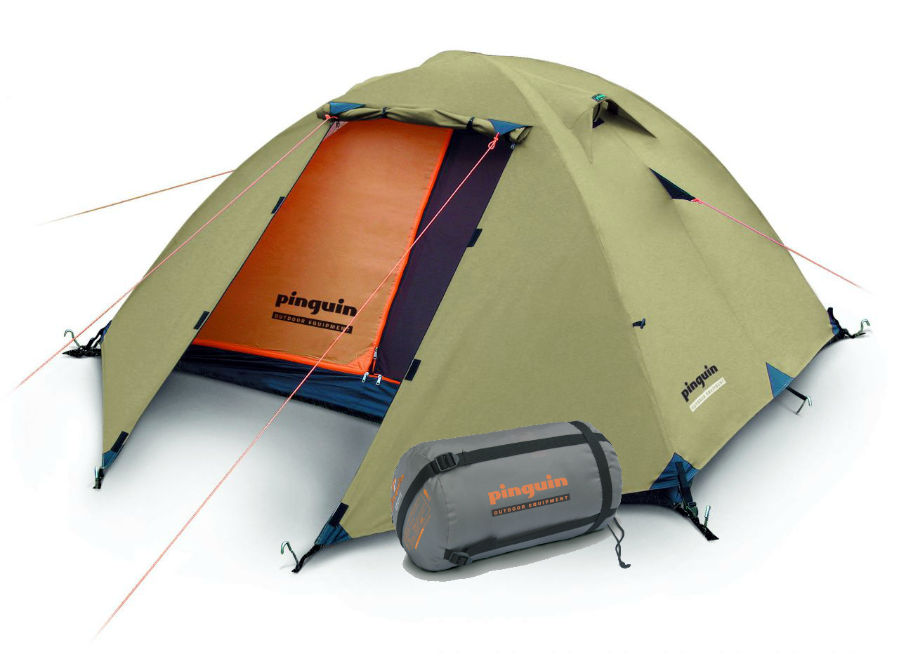 Теперь у нас можно приобрести палатки