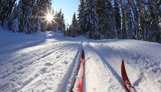 Мега распродажа лыж и ботинок