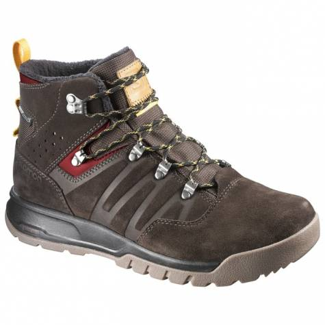 Зимняя обувь Salomon
