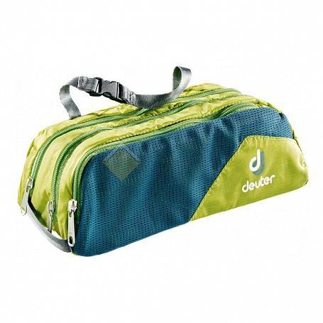 Косметичка Deuter Wash Bag Tour II moss-arctic 39492_2308