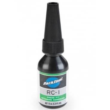 Фиксирующий герметик Park Tool для безрезьбовых соединений должен использоваться с AP-1 PTLRC-1