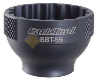 Съемник каретки Park Tool для Shimano BBR60 (16 шлицов d 41мм) PTLBBT-59