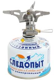Плита  портативная газовая СЛЕДОПЫТ PF-GSP-S10