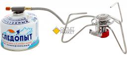 Плита  портативная газовая СЛЕДОПЫТ PF-GSP-H01