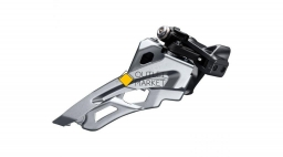 Переключатель передний Shimano Deore M6000-H 3x10 скоростей нижний хомут
