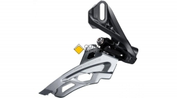 Переключатель передний Shimano Deore M6000-D side-swing direct mount 3x10 скоростей