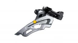 Переключатель передний Shimano Deore M6000-M side-swing на хомут для 3x10 скоротсей