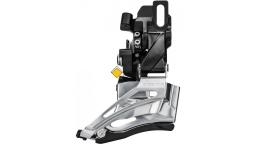 Переключатель передний Shimano Deore M6025-D direct mount 2х10 скоростей верхний хомут