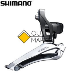 Переключатель передний Shimano Claris R2000 2x8 скоростей хомут 34.9