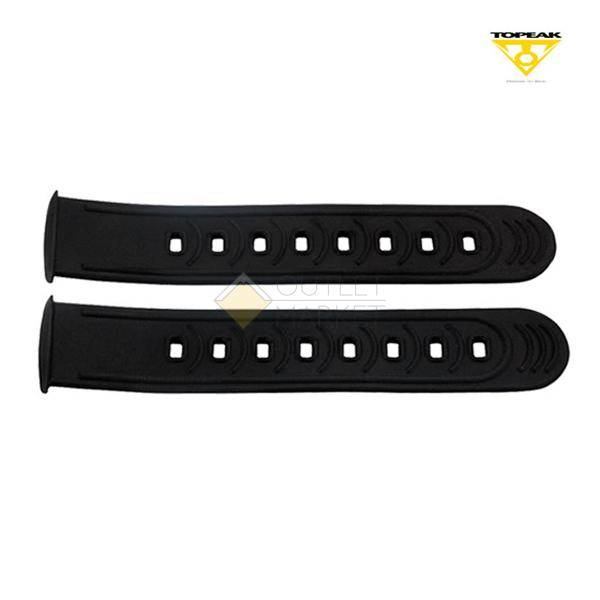 Сменные резинки-фиксаторы для крыльев TOPEAK Rubber strap cменные резинки-фиксаторы для крыльев
