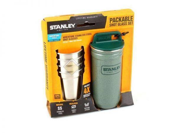 Набор стопок STANLEY Adventure 10-01705-003