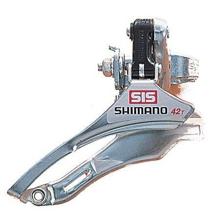Переключатель передний Shimano AFDTY10DS6