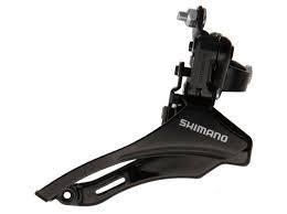 Переключатель передний Shimano AFDTZ30DM6T