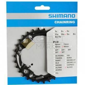 Shimano для FC-M4000/M3000 Y1PL98040