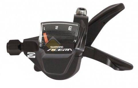 Шифтер Shimano Acera M3000 правый 9 ESLM3000RA