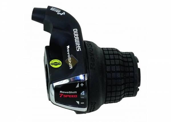 Шифтер Shimano Tourney RS35 правый 7 скоростей 2050 мм