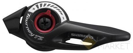 Шифтер Shimano Tourney TZ500 ASLTZ500LNB