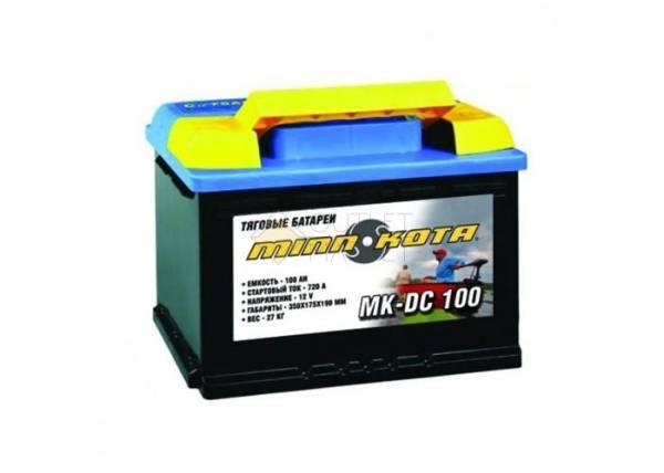 Аккумулятор глубокой разрядки Minn Kota MK-SCS100 100 а/ч