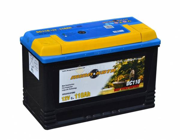 Аккумулятор глубокой разрядки Minn Kota MK-SCS110 110 а/ч