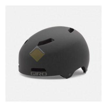 Велошлем Giro 17 QUARTER FS MTB  матовый черный