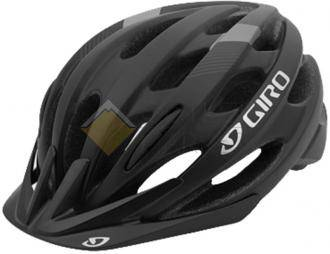 Велошлем Giro 17 REVEL матовый черный/графит р. U