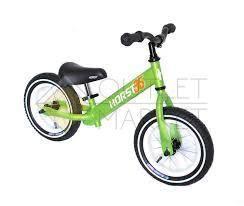 Беговел HORST95 Зеленый