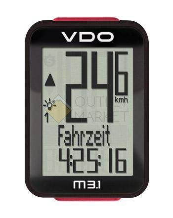 Велокомпьютер VDO M3.1 4-30030