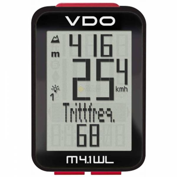 Велокомпьютер VDO M4.1 WL 4-30045