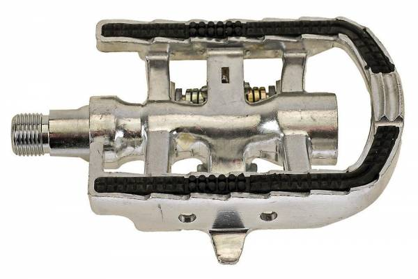 Педали алюминиевые комбинированные MTB M-WAVE 5-311806