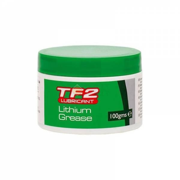Смазка литиевая банка 100 г TF2 LITHIUM GREASE WELDTITE