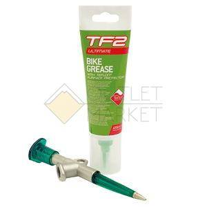 Смазка тефлоновая тюбик 150г пистолет для нанесения TF2 BIKE GREASE WELDTITE
