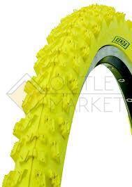 Покрышка KENDA 26 х1,95 K829 Желтая 5-527635