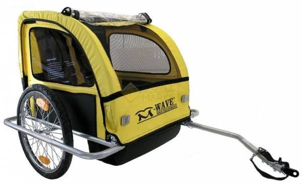 Крепление-прицеп для перевозки детей или грузовM-WAVE