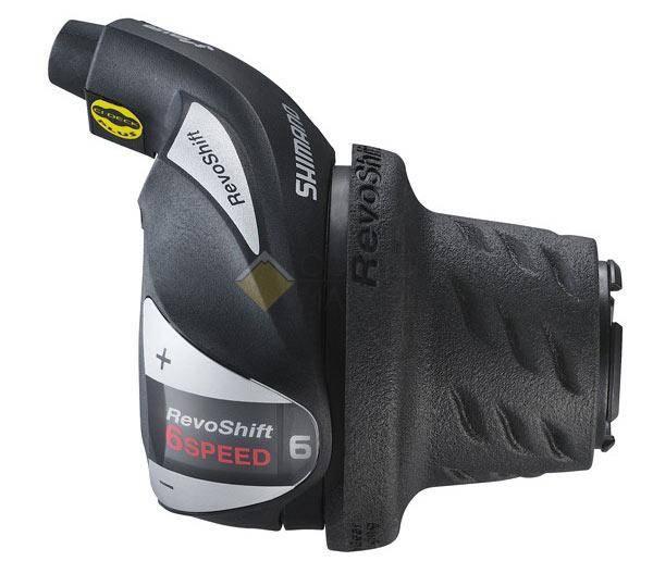 Шифтер Shimano Tourney RS36 правый 6 скоростей