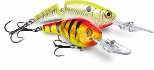 Воблер Rapala Jointed Shad Rap JSR09