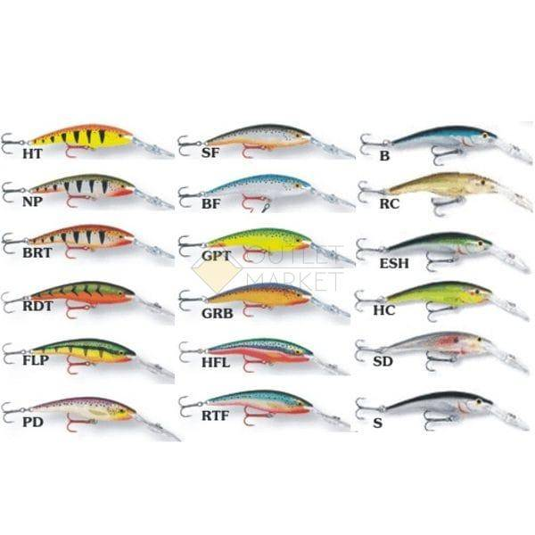 Воблер Rapala Tail Dancer TD05