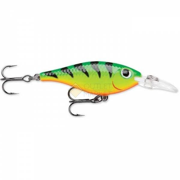 Воблер Rapala Ultra Light Shad ULS04
