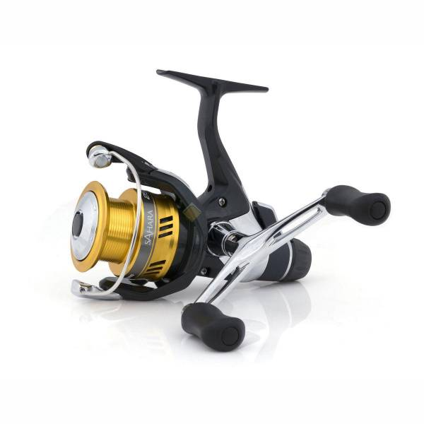 Shimano SAHARA 3000 MHSRD DOUBLE HANDLE