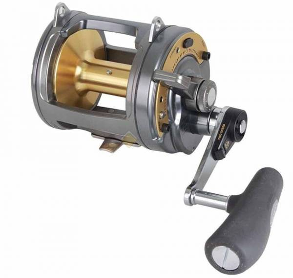 Катушка Shimano TYRNOS 20 LBS 2-SPEED