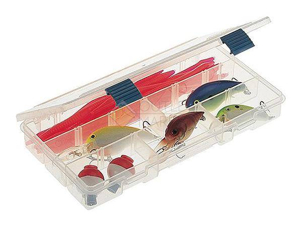 Коробка Plano 2-3500-00 (3500) для приманок 5-9 отсеков