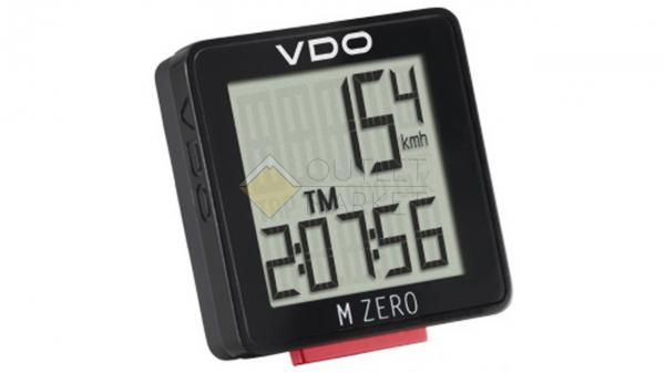 Велокомпьютер VDO M-ZERO WR NEW черный