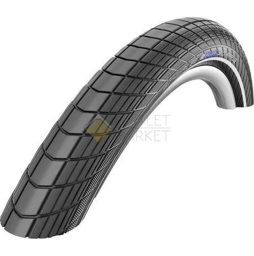 Покрышка Schwalbe 26x2.35 (60x559) BIG APPLE HS430 RaceGuard B-SK+RT EC 67EP
