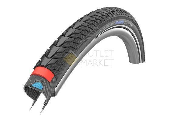 Покрышка Schwalbe 26x2.00 (50-559) MARATHON GT Tour DualGuard Performance B/B+RT HS485 EC 67EPI 34B