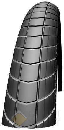 Покрышка Schwalbe 20 BIG APPLE HS430 R-Guard B/B-SK+RT EC 67EPI