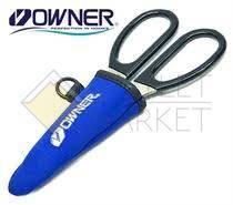 Ножницы Owner FT-03 blue (чехол синий)