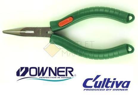 Плоскогубцы Owner 59672 GP-10 (зеленый)