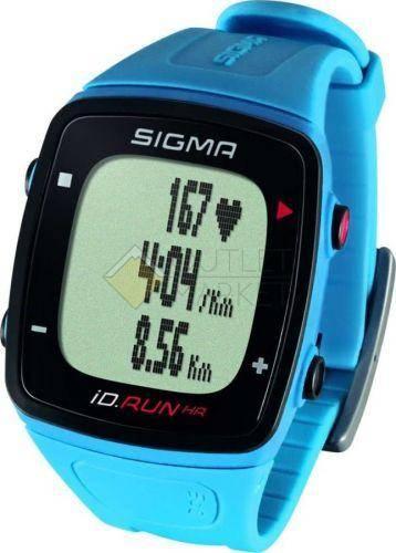 Пульсометр SIGMA ID.RUN HR PACIFIC BLUE